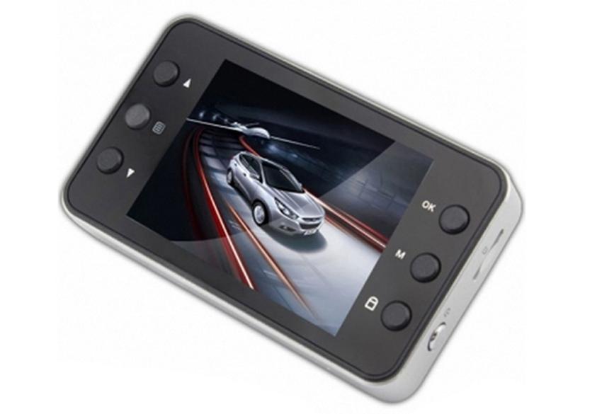 กล้องติดรถยนต์ ISMART HD Portable FULL HD1080 รุ่น K6000