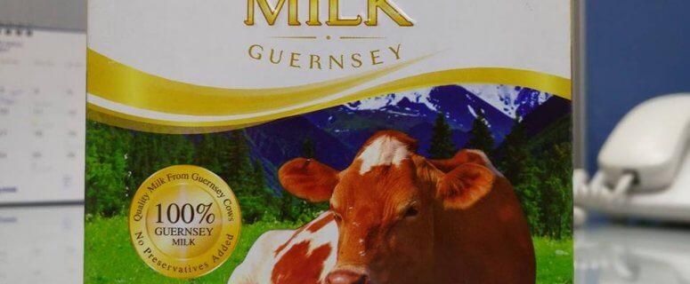 นมสด Gold Milk Guernsey