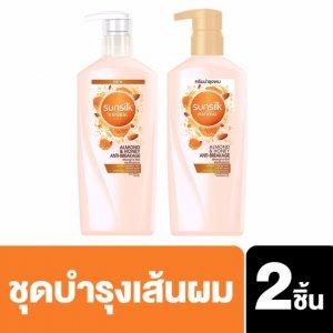 SUNSILK NATURAL Shampoo Almond